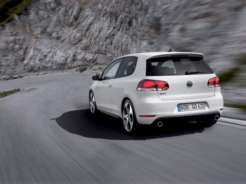 Volkswagen visar en studie av Golf GTI i Paris, bild 2