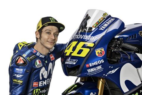 バレンティーノ・ロッシ選手と2年間の契約を更新 MotoGP世界選手権