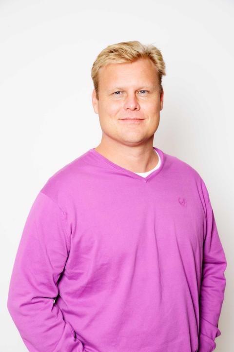 Joakim Olsson är Årets uppstickare