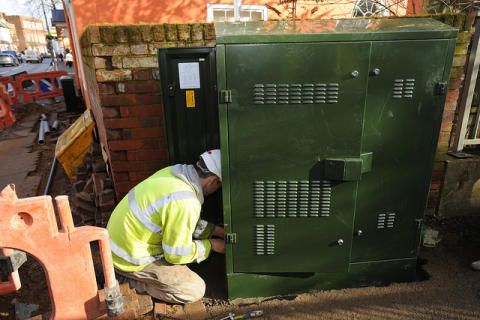 Connecting Cheshire Fibre broadband programme reaches 80,000 properties across Cheshire