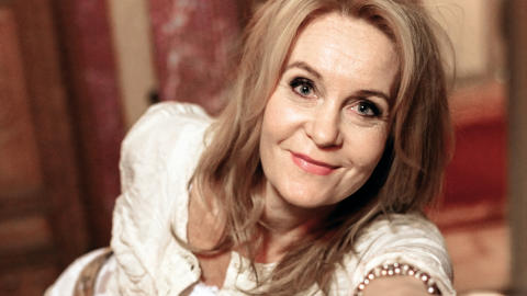 Föreläsning: Maria Lundqvist - Om att våga flyga