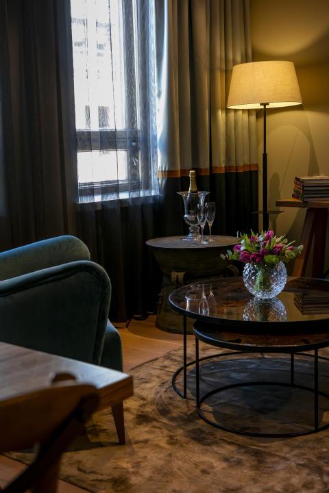 Room - lounge - Hotel F6 - 2