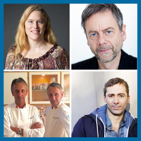 För sjätte året i rad samlas matbranschen i Nyköping – för att bara prata