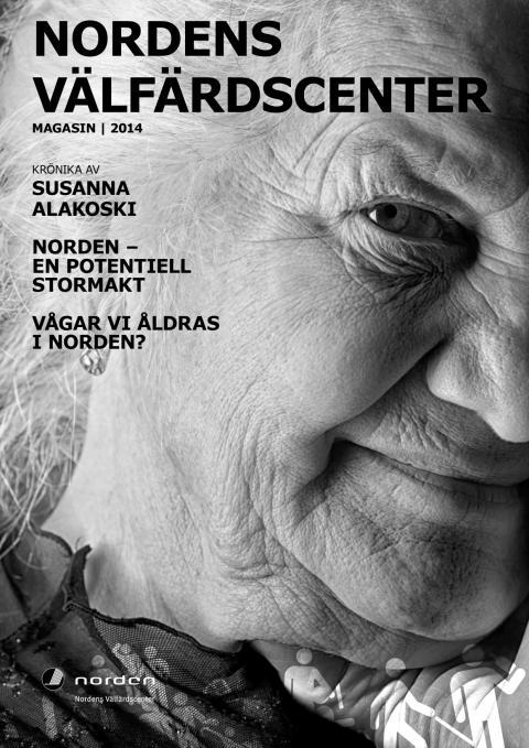 Nordens Välfärdscenters magasin 2014