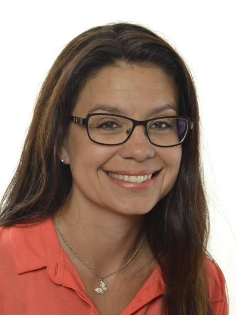 Helena Lindahl (C), riksdagsledamot från Umeå och ledamot i näringsutskottet