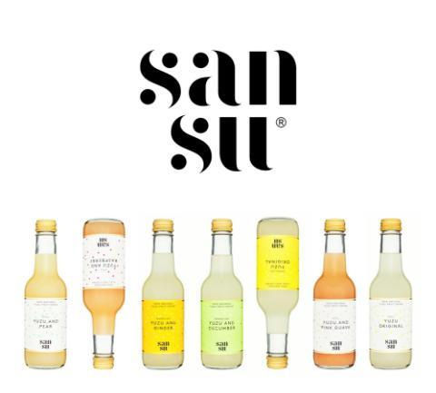 Sansu – yuzudrycker med en tydlig syrlighet, mild beska och mjukt blommiga toner