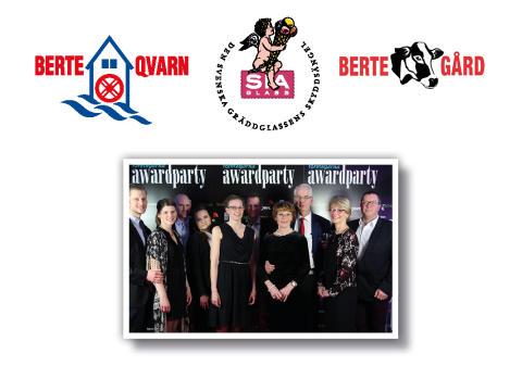 Bertegruppen prisad på lokal nivå: Årets Hållbarhetsföretag 2015