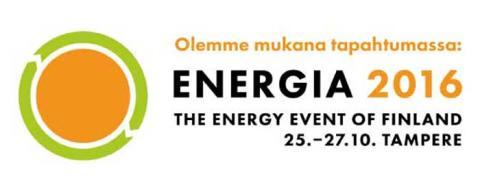 Sweco mukana Energia 2016 -messuilla