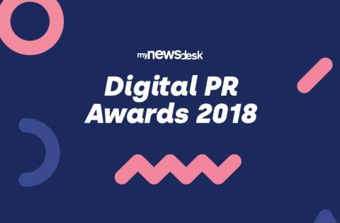 Startschuss für den Mynewsdesk Digital PR Award DACH