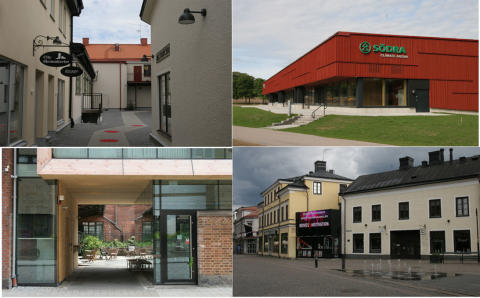 Nu delar vi ut Växjö kommuns byggnadspris 2012 - Pressinbjudan