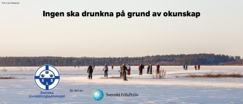 Svenska Livräddningssällskapet kan jobba vidare mot målet NOLL drunkningar. Vi skapar ett tryggare och säkrare friluftsliv för de som vistas i, vid och på vatten