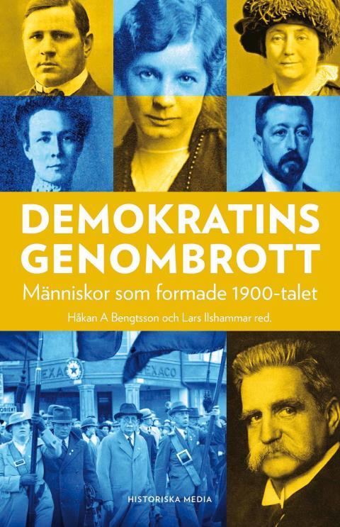 100 år sedan demokratins genombrott. Högaktuell bok skildrar den dramatiska tidsperioden.