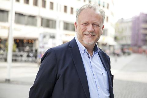 Lennart Johansson, chef Göteborg & Co Näringslivsgruppen