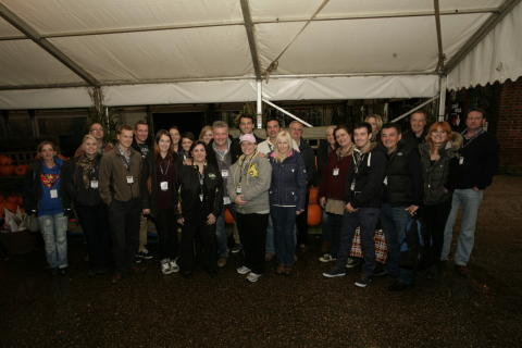 Tulleys at the heart of the Halloween Attractions Industry
