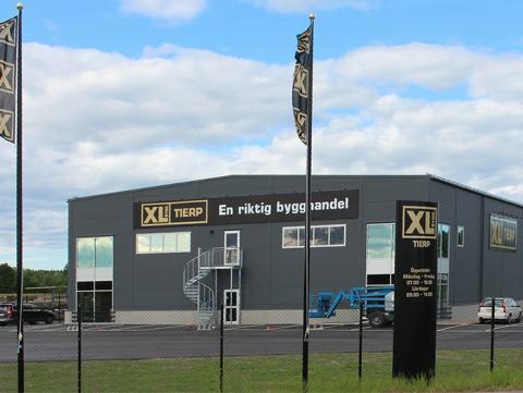 XL-BYGG Tierp