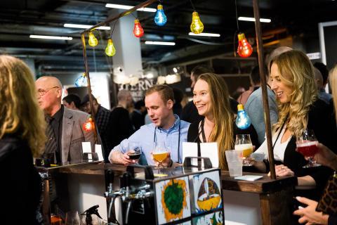 Øl- og whiskymesse