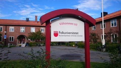 Folkuniversitetet Grand slam!