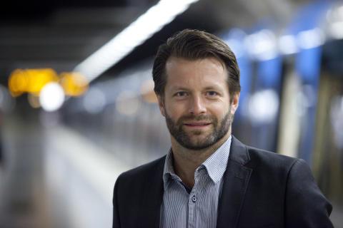 David Lagneholm, trafikdirektör