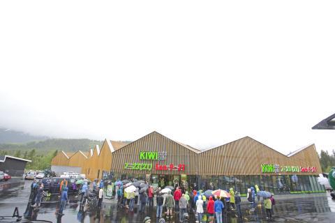 Franchisetakeren har investert nærmere 60 millioner kroner i den nye butikken.