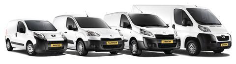 Peugeot varebiler EXIT-leasing