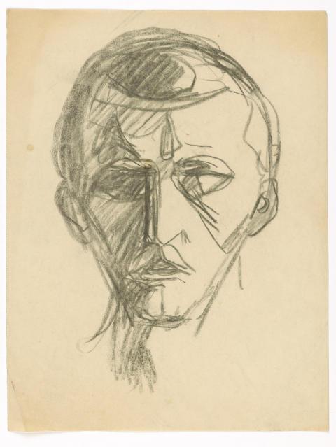 Historisk publisering av Munchs tegninger