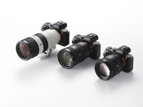 Η Sony παρουσιάζει τους νέους εναλλάξιμους φακούς G Master™