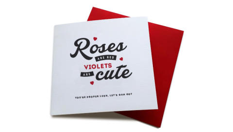 """Top 5 Geordie cards to say """"I love you"""" this Valentine's"""