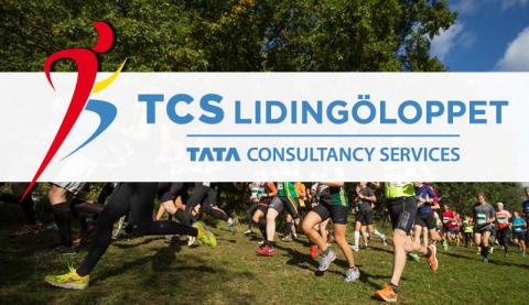 TCS offentliggör sponsorskap till Lidingöloppet som blir TCS Lidingöloppet