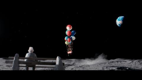 Going Beyond The TV: John Lewis' #ManOnTheMoon