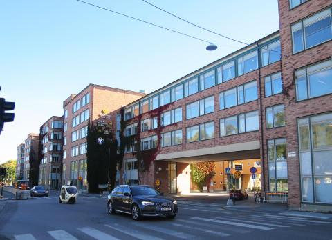 Strategisk Arkitektur skapar premiumkontor på Östermalm