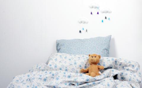 Sy mjuka sängkläder i ren bomull!