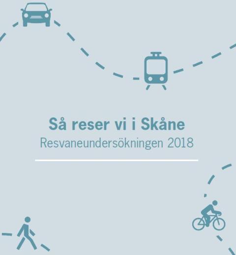 Pressinbjudan: Presentation av Resvaneundersökningen för Skåne 2018