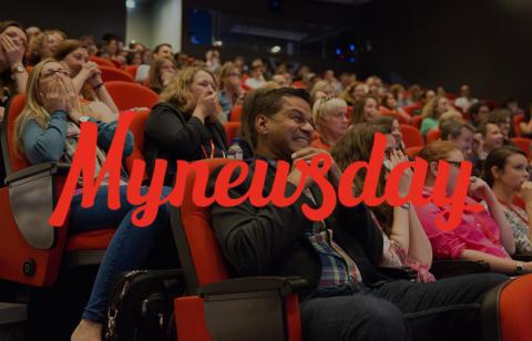 Låt oss presentera: De första talarna för Mynewsday 2015