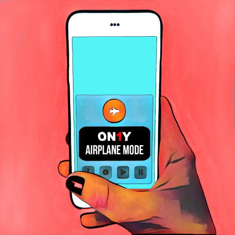 Leave your iPhone on Airplane Mode – här är ON1Y's nya singel