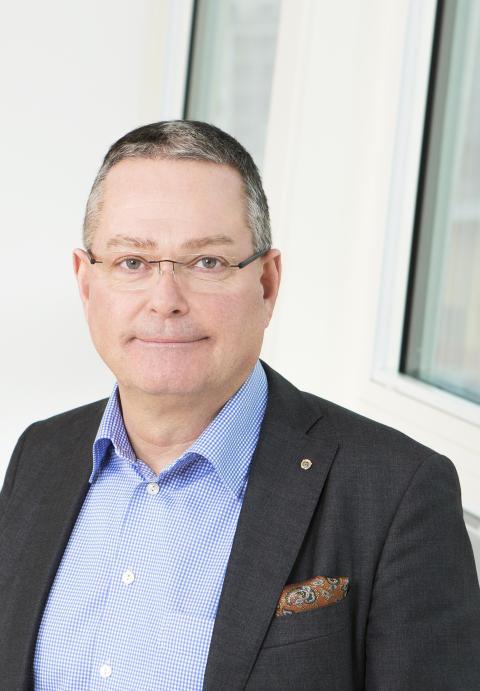Michael Carlsson, vd, HSB Malmö