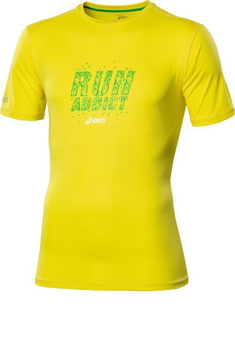 ASICS M'S GRAPHIC TOP_Blazing Yellow_Power Green_SS14_110408_0343