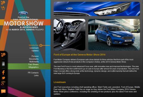 Ny avanceret Ford Focus, en sports-klassiker i nye klæder og en familiebil, der kører på sol
