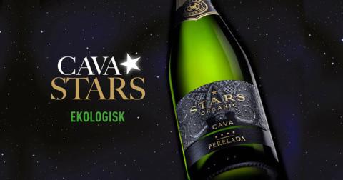 Cava Stars Brut Organic