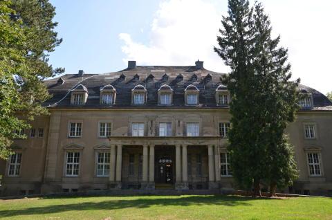 Die Villa Sack im Robert-Koch-Park lädt zum Tag des offenen Denkmals ein - Foto: Isabell Gradinger