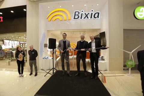 Bixia inviger butik i Växjö