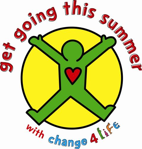 Get going this summer with Change4Life