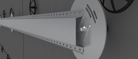 Ny justerbar underkonstruktion förenklar montering av fasadsystem