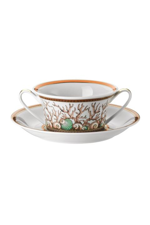 RmV_Les_Etoiles de la Mer_Creamsoup cup and saucer