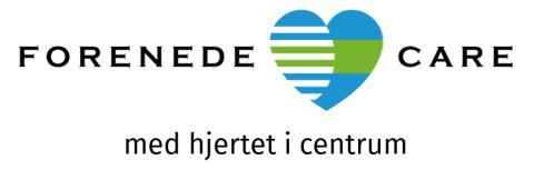 Nyt slogan til Forenede Care A/S