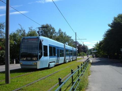 Sporveien har inngått stor avtale med Amparo Solutions AB i Sverige