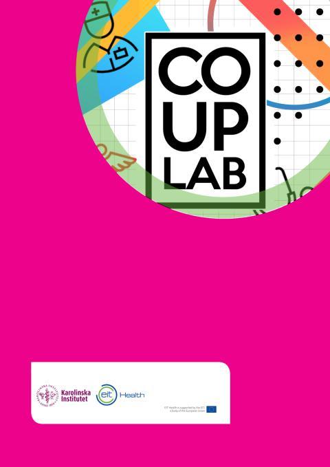 Co-Up Lab brochure