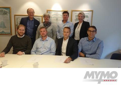 Mymo tar in strategiskt kapital