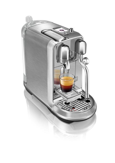 Nespresso Creatista Plus 5