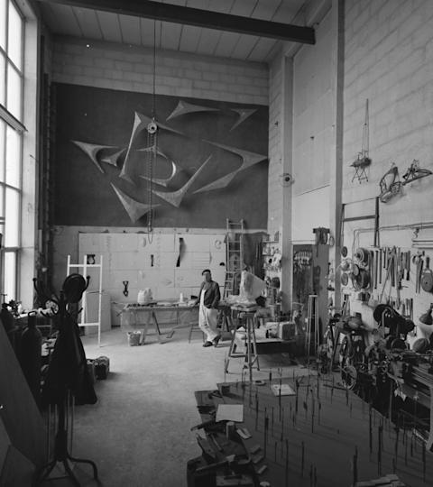 Pressvisning - Arne Jones-utställningen i Fränsta