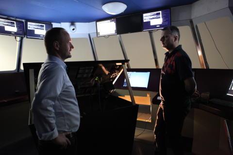 Molslinjen indgår aftale om at benytte Scandlines' simulator